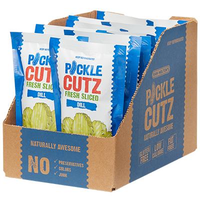 Pickle Cutz Case Dill Side