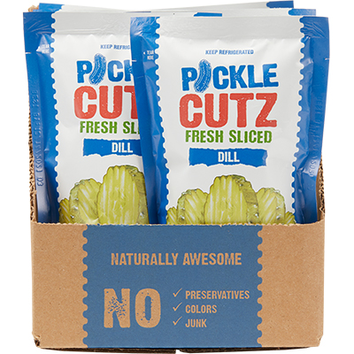 Pickle Cutz Case Dill Front