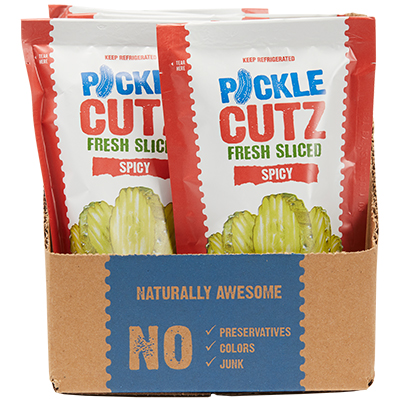 Pickle Cutz Case Spicy Front