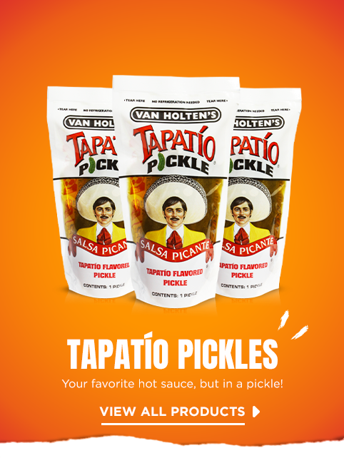 Tapatio Pickles