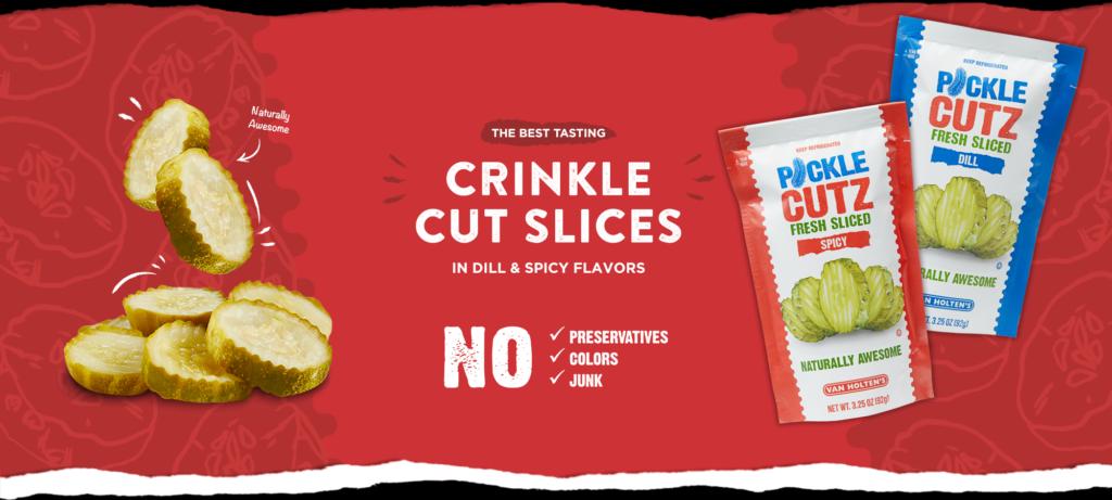 Pickle Cutz Hero Banner
