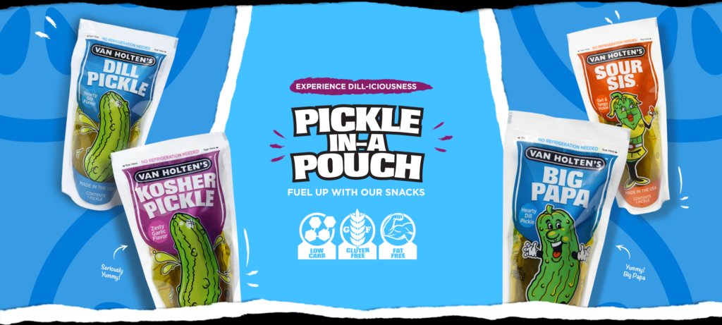 Pickle-in-a-Pouch Hero Banner